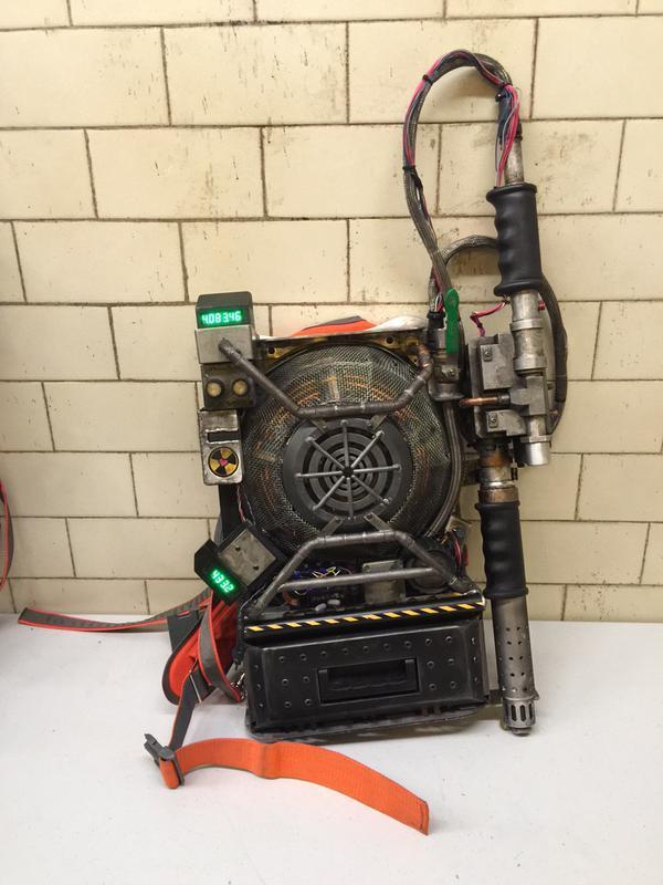 Altijd PrutsFM Dit Is De Nieuwe Uitrusting Van Ghostbusters  (2)