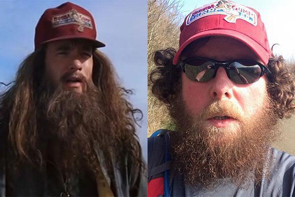 Gast Rent 42 Marathons Als Forrest Gump