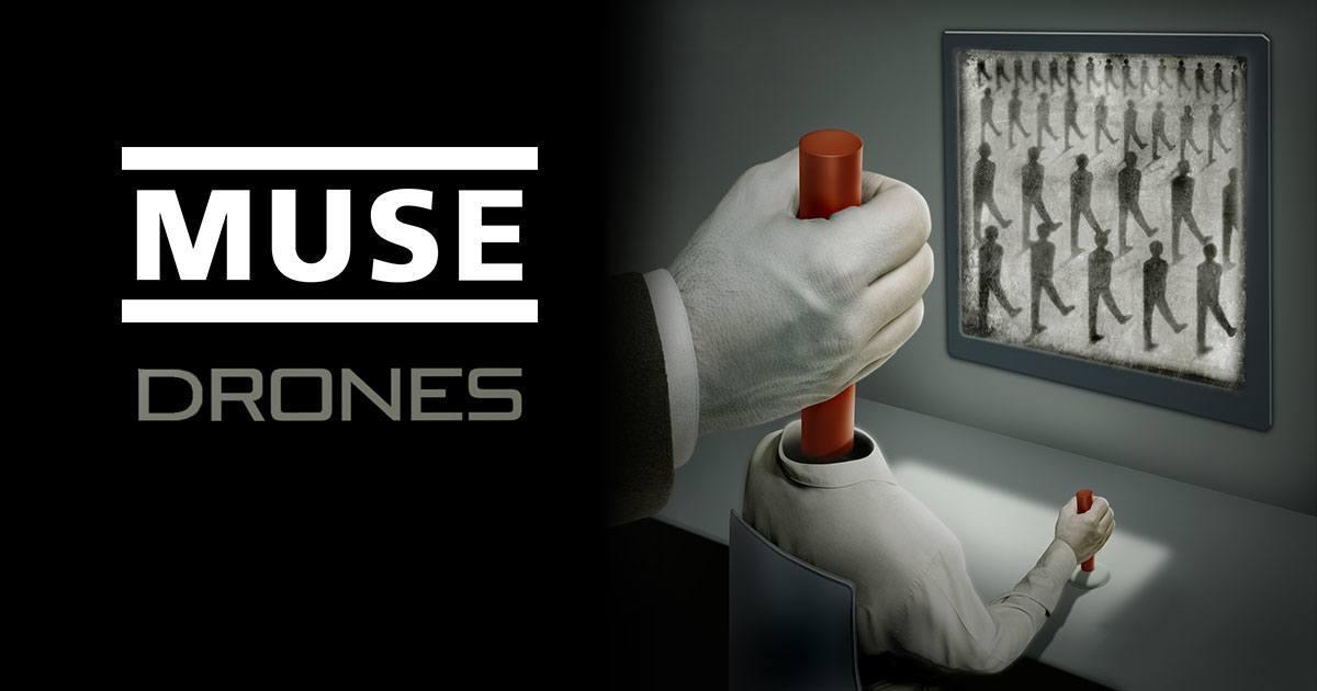 Waarom Muse Drones Wèl Een Goed Album Is