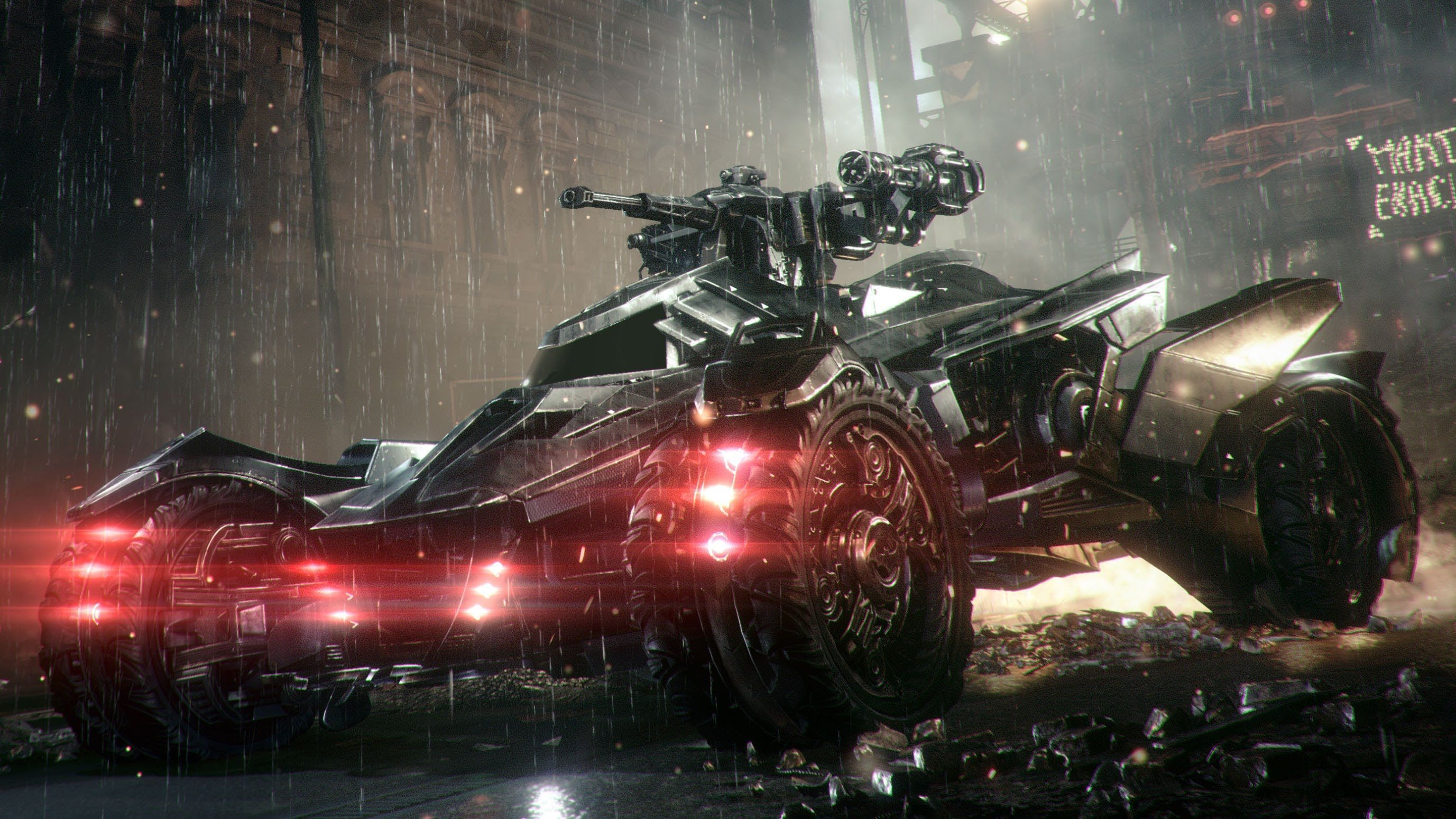 Review Batman: Arkham Knight