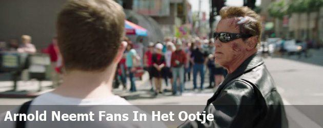 altijd prutsfm Arnold Neemt Fans In Het Ootje postje