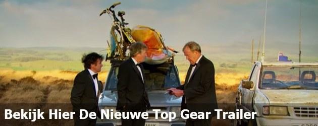 Bekijk Hier De Nieuwe Top Gear Trailer