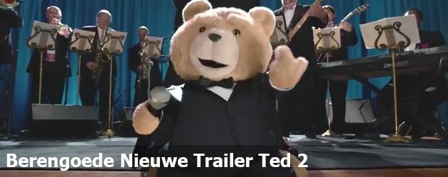 Berengoede Nieuwe Trailer Ted 2