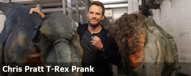 altijd prutsfm Chris Pratt T-Rex prank postje