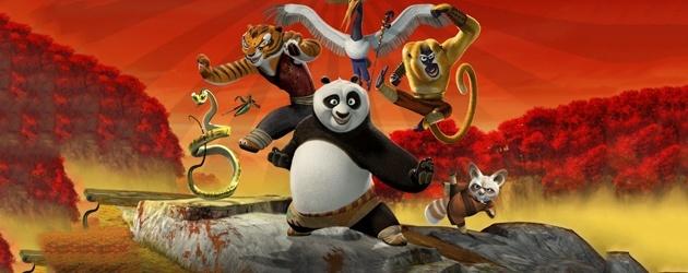 Eerste Trailer Kung Fu Panda 3