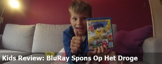 Kids Review: BluRay Spons Op Het Droge