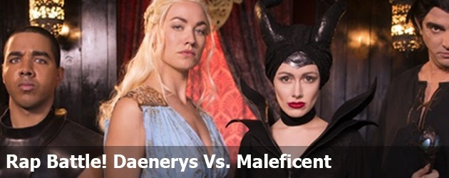 Rap Battle! Daenerys Vs. Maleficent