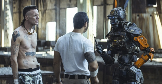 BluRay Review: Chappie