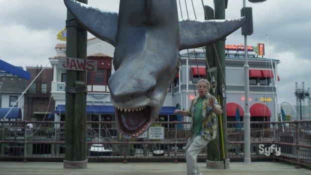 De Belachelijkste Momenten Van Sharknado 3