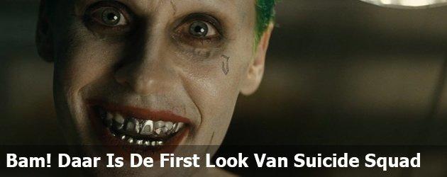 Bam! Daar Is De Eerste Trailer Van Suicide Squad
