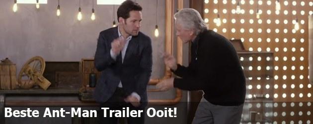 Beste Ant-Man Trailer Ooit!