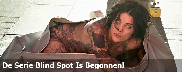 De Serie Blind Spot Is Begonnen!