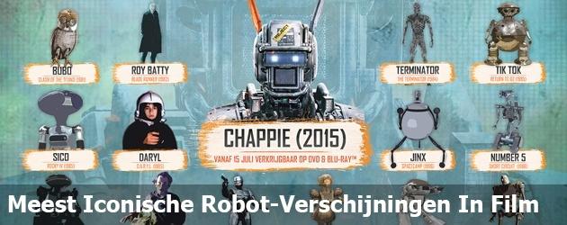 Meest Iconische Robot Verschijningen In Film