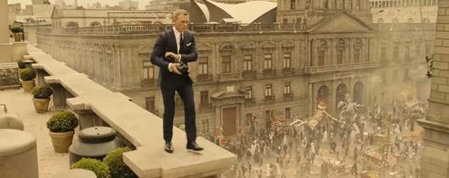 PrutsFM.nl Een nieuwe trailer van SPECTRE, met de gebruikelijke ingrediënten. Mooie dames en ontploffingen. We zien James Bond infiltreren in een geheime vergadering en ontdekt het bestaan van een sinistere organisatie, bekend als SPECTRE.