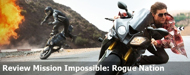 Review Mission Impossible: Rogue Nation