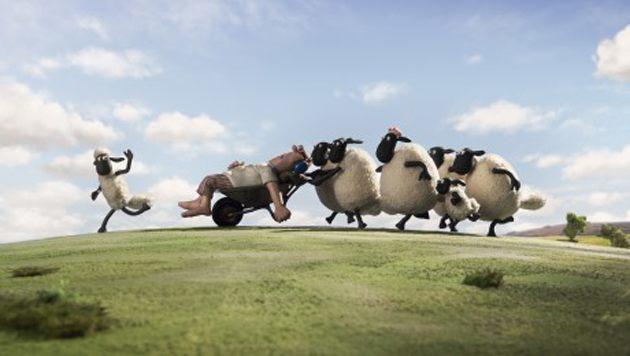 BluRay Review: Shaun The Sheep