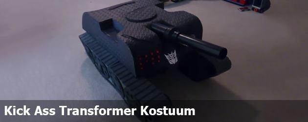 Kick Ass Transformer Kostuum