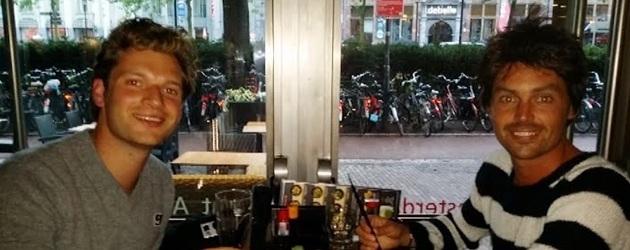 Nederlanders Plunderen Sushi Restaurant