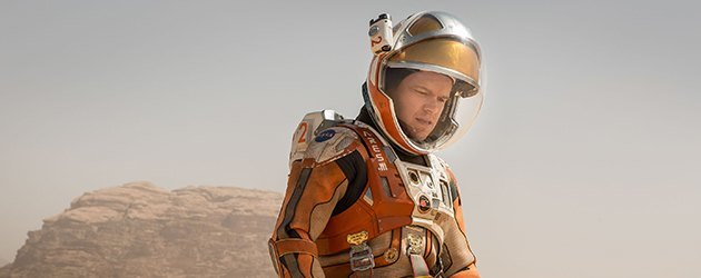 Nieuwe Trailer Ridley Scott's The Martian