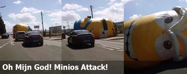 Oh Mijn God! Minios Attack!