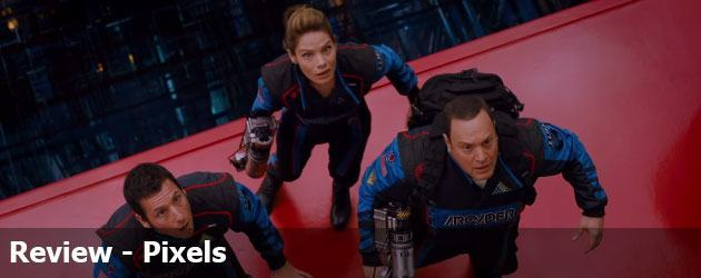 Review - Pixels