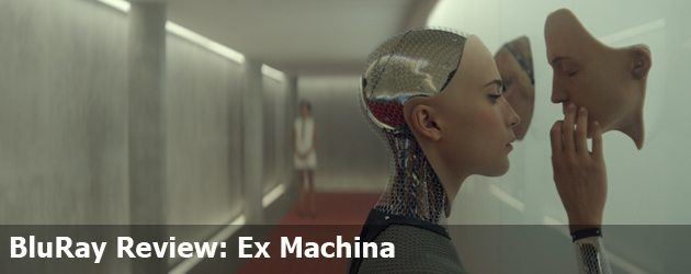 BluRay Review: Ex Machina