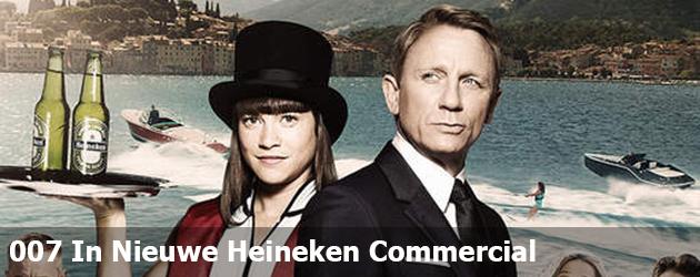 007 In Nieuwe Heineken Commercial