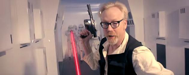 De Mythbusters Testen Star Wars Gear