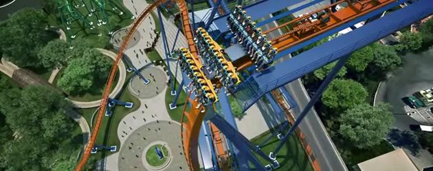 De Rollercoaster Waar Niet Iedereen In Durft