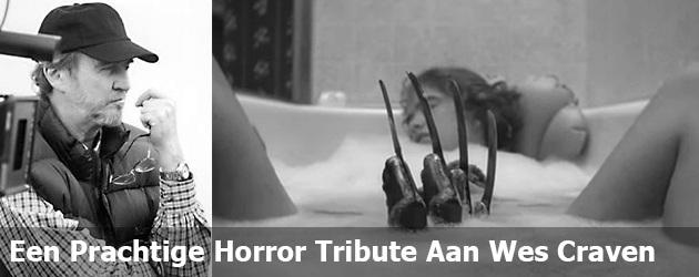 Een Prachtige Horror Tribute Aan Wes Craven