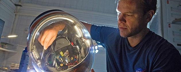 Review The Martian Met Matt Damon