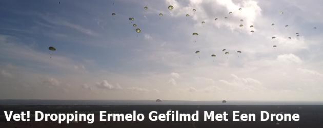 Vet! Dropping Ermelo Gefilmd Met Een Drone