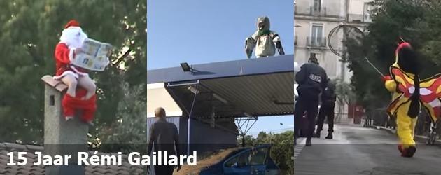15 Jaar Rémi Gaillard