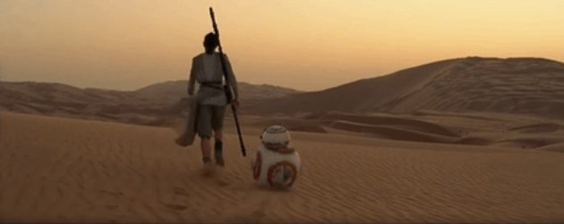 Bekijk The Force Awakens Trailer In Gifjes!