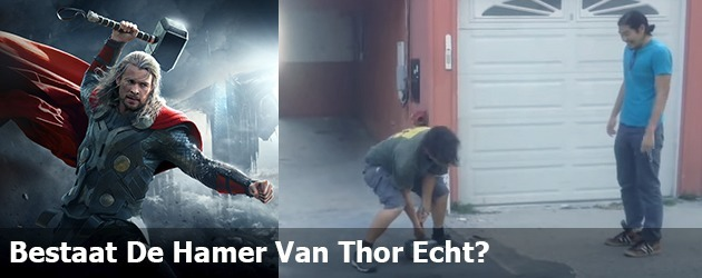 Bestaat De Hamer Van Thor Echt?
