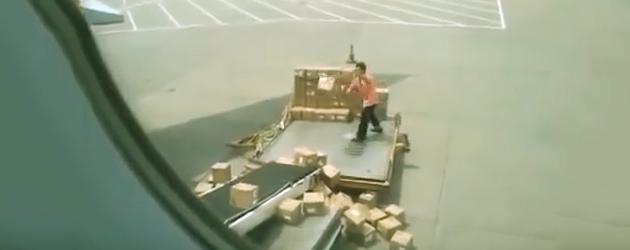 Aller Slechtste Medewerker Op Het Vliegveld