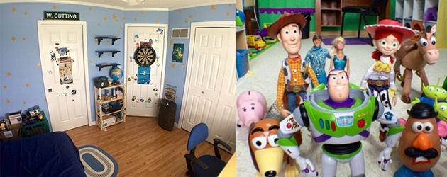 Fans Bouwen Toy Story Kamer Helemaal Na