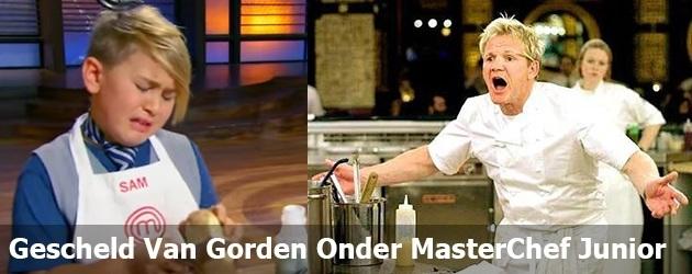 Gescheld Van Gorden Onder MasterChef Junior