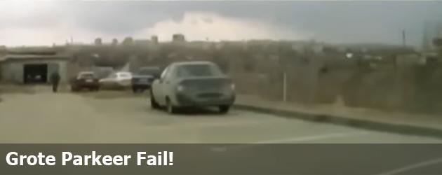 Grote Parkeer Fail!