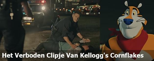 Het Verboden Clipje Van Kellogg's Cornflakes