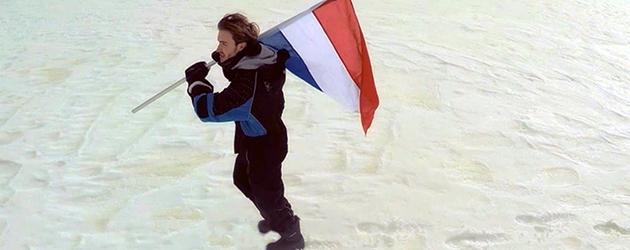 Humor! Nederlander Claimt De Noordpool