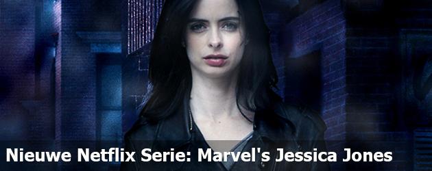 Nieuwe Netflix Serie: Marvel's Jessica Jones