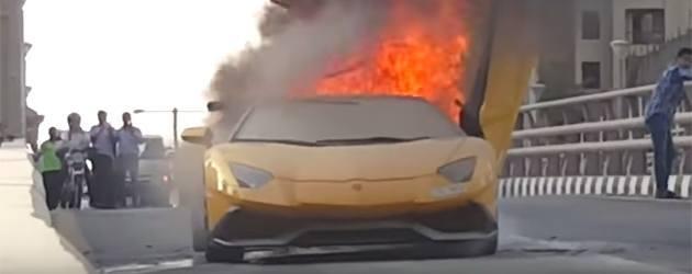 Zo Zonde! Lamborghini Aventador In De Fik