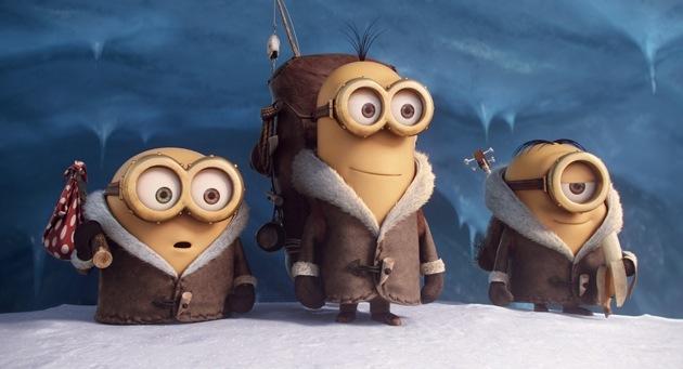 Kunnen De Minions Het Ook Alleen?