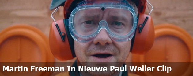 Martin Freeman In Nieuwe Paul Weller Clip