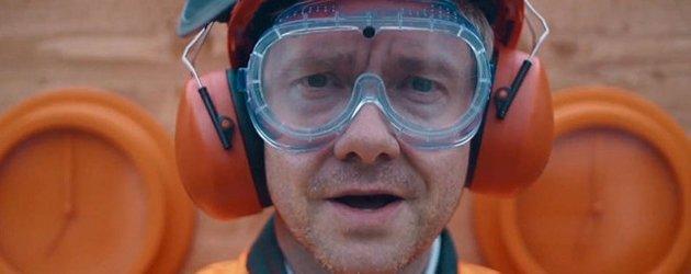 Martin Freeman In Nieuwe Paul Weller Clip