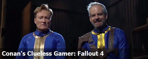 Conan's Clueless Gamer: Fallout 4