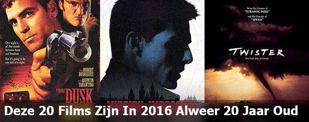 Deze 20 Films Zijn In 2016 Alweer 20 Jaar Oud