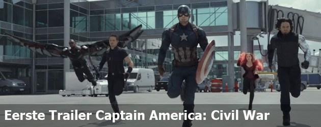 altijd prutsfm Eerste Trailer Captain America Civil War postje