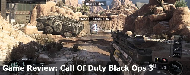 Game Review: Call Of Duty Black Ops 3